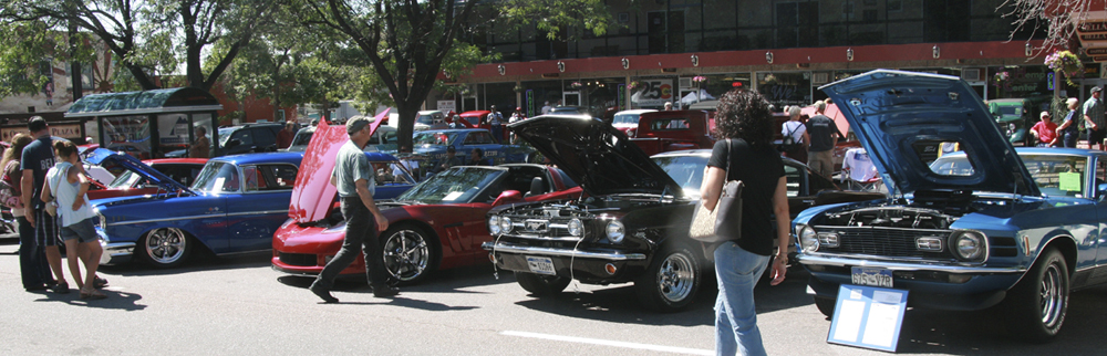 Car Show Organizers Rejected City Proposal To Move Event Downtown